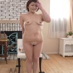 50代熟女の裸 高橋美園53歳